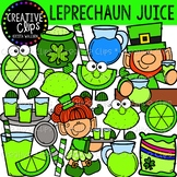 Leprechaun Juice: St. Patrick's Day Clipart {Creative Clip