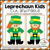 Leprechaun Craft {Leprechaun Kids}