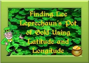 Leprechaun Latitude and Longitude