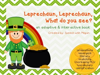 Leprechaun, Leprechaun: An Adaptive & Interactive St. Patr