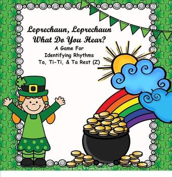Leprechaun, Leprechaun What Do You Hear? Ta, Ti-Ti, Z Game