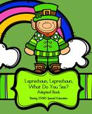 Leprechaun Leprechaun What Do You See? A St. Patrick's Day