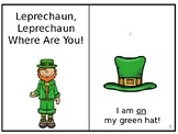 Leprechaun, Leprechaun, Where Are You? Interactive St. Patrick's Day Book