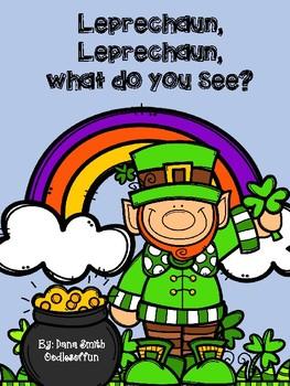 Leprechaun, Leprechaun what do you see? (color identification)