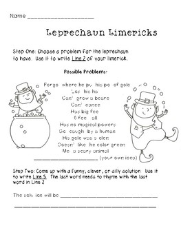 Leprechaun Limericks
