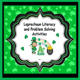 Leprechaun Literacy and Problem Solving Activities, Levels 3-5