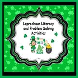 Leprechaun Literacy and Problem Solving Activities, Levels 3-5