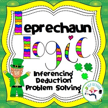 Language Logic - St Patrick's Day