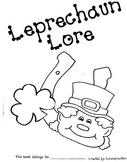 Leprechaun Lore-St. Patrick's Day Activity Book