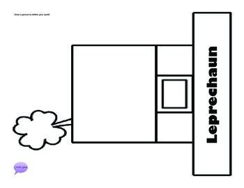 Leprehaun Classroom Takeover