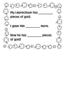 Leprechaun Math!