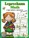 Leprechaun 3-Digit Addition and Subtraction