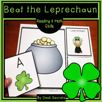 Leprechaun Math Game (Beat the Leprechaun)