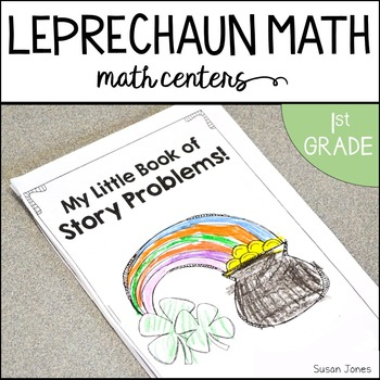 Leprechaun Math for Primary Grades