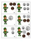 Leprechaun Money Counting
