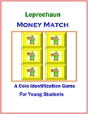 Leprechaun Money Match: A Coin Identification Game