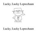 Leprechaun Positional Words