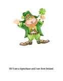 Leprechaun Preschool Story