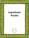 Leprechaun Puzzles - 4-45 pieces