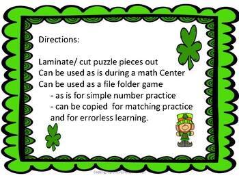 Leprechaun # Puzzles
