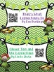 Leprechaun QR codes for St. Patrick's Day *books & songs*