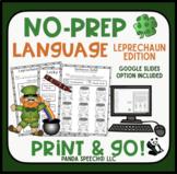 Leprechaun Quick NO PREP Language Pack