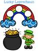 Lucky Leprechaun Spelling {cvc, cvce}