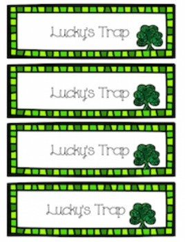 Leprechaun Reader's Theatre