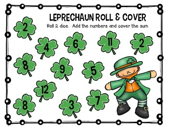 Leprechaun Roll and Cover
