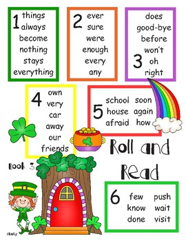 Leprechaun Roll and Read for Reading Street Gr. 1 Book 3 (2007)