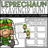 Leprechaun Scavenger Hunt | St. Patrick's Day Activities