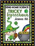 Leprechaun Science Kits for St. Patrick's Day