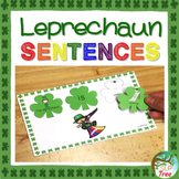Leprechaun Sentences: St. Patrick's Day Speech Therapy