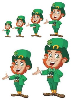 Leprechaun Sequencing Small to Large
