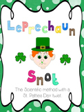 Leprechaun Snot: A St. Patrick's Day Gross Science Investigation