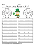 Leprechaun Spin and Add, ASL Sign Language