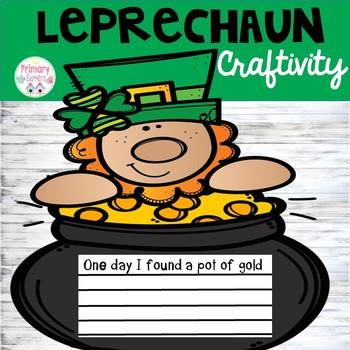 Leprechaun/St. Patrick's Craft
