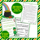 Leprechaun St. Patrick's Day Informational Text with Comprehension Activities