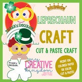 Leprechaun St. Patrick's March Craft