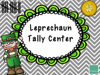 Leprechaun Tally Center FREEBIE