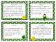 Leprechaun Themed Fractions Around the Room or Scoot Task