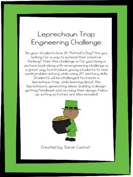 Leprechaun Trap Engineering Challenge