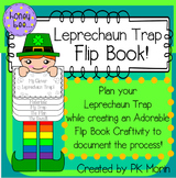 Leprechaun Trap Flip Book Craftivity