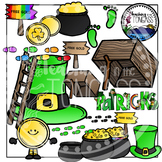 St. Patrick's Day Clipart (Leprechaun Trap Clipart)