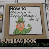 Leprechaun Trap Paper Bag Book