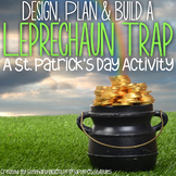 Leprechaun Trap {Planning, Poem, and Float!}