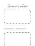 Leprechaun Trap Predictions and Results!