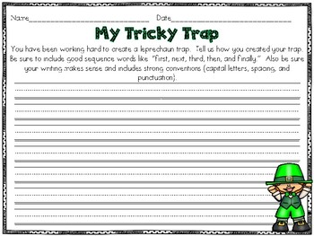 Leprechaun Trap Project