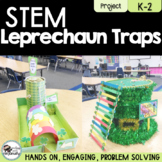 St. Patrick's Day Leprechaun Trap STEM Project