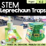 St. Patrick's Day Leprechaun Trap STEM Project